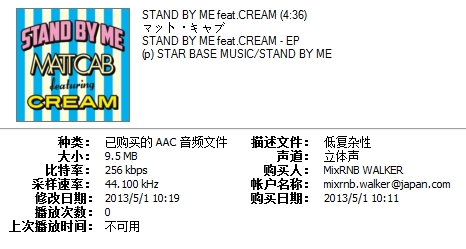 stand by me 谱子