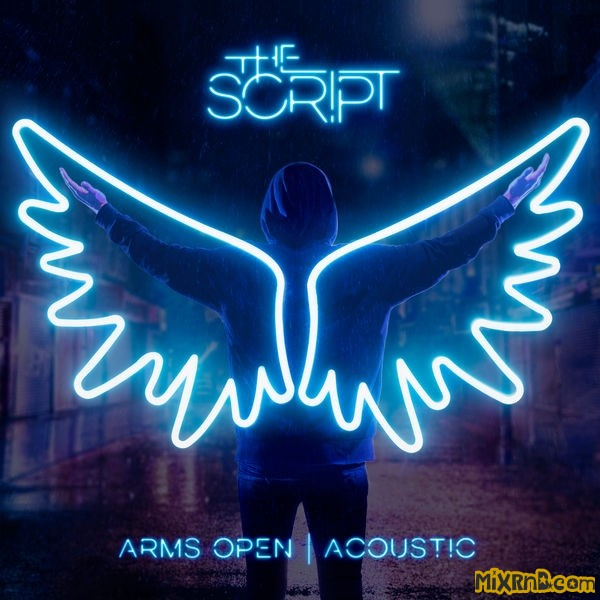 The Script - Arms Open (Acoustic Version).jpg