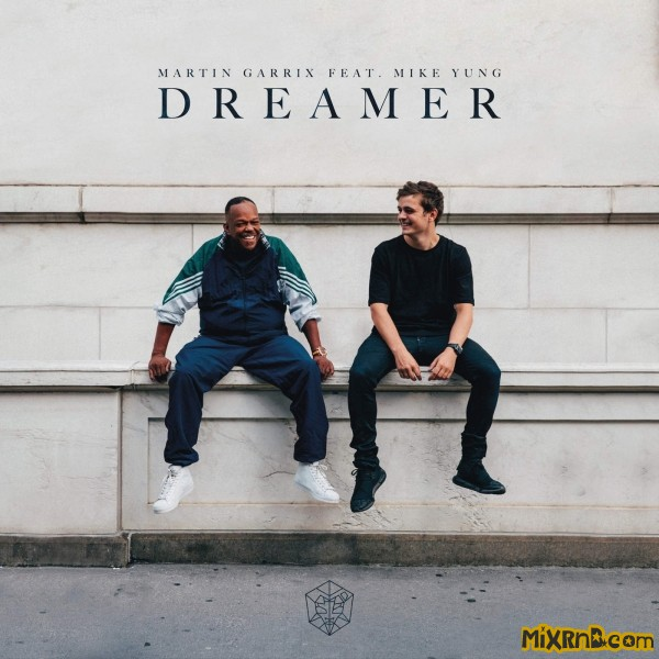 Dreamer (feat. Mike Yung) - Single.jpg