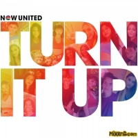 Now United - Turn It Up - Single (2021)