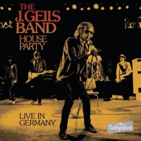 The J. Geils Band (2015)House Party Live In Germany [FLAC]