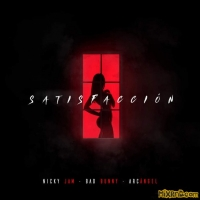 Nicky Jam, Bad Bunny & Arcángel - Satisfacción - Single (2018)