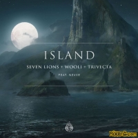 Seven Lions, Wooli & Trivecta - Island (feat. Nevve) - Single (2019)