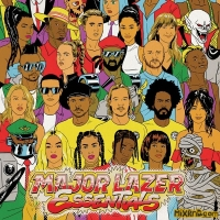 Major Lazer - Major Lazer Essentials (iTunes Plus AAC M4A) (2018)