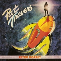 Pat Travers - Retro Rocket (2015) [FLAC]