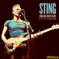 Sting - Brand New Day - Single  (2019 Version)