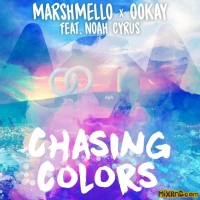 Marshmello & Ookay - Chasing Colors (feat. Noah Cyrus) - Single (2017)