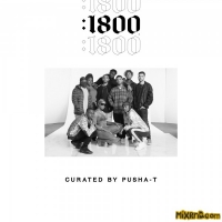 Various Artists - 1800 Seconds: Curated By Pusha-T (2018)