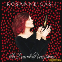 Rosanne Cash – She Remembers Everything (Deluxe) – [AAC M4A] (2018)